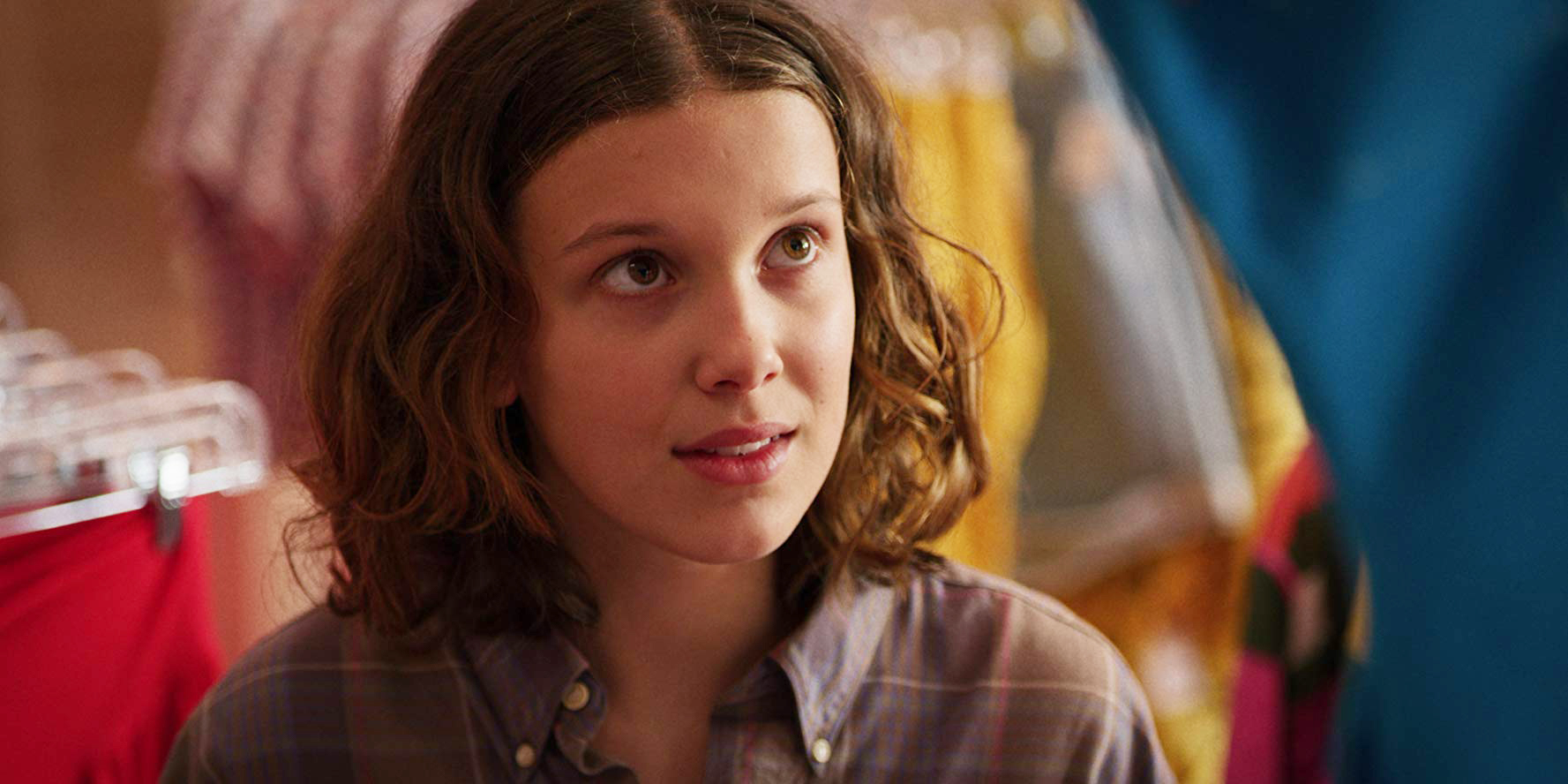 Millie Bobby Brown protagonista del film Netflix A Time Lost