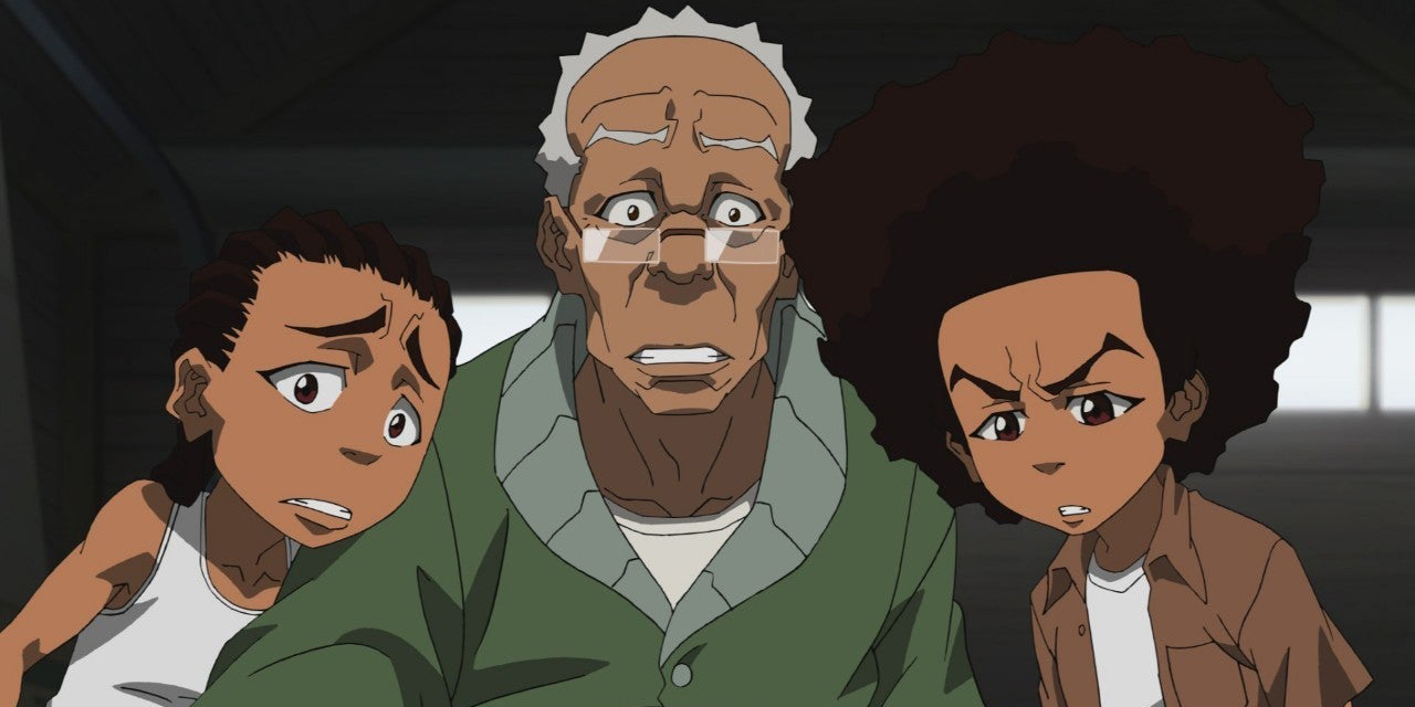 The Boondocks, via libera al revival su HBO Max