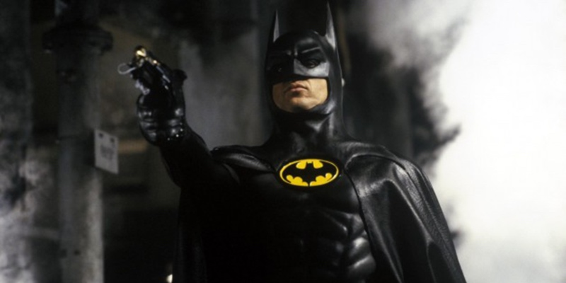 In Crisis on Infinite Earths ci sarà anche il Batman di Michael Keaton?