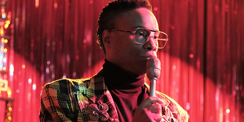 Billy Porter in Little Shop of Horrors, forse anche Lady Gaga?