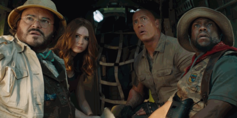 Jumanji: The Next Level – Arriva un nuovo, rilassante trailer ASMR