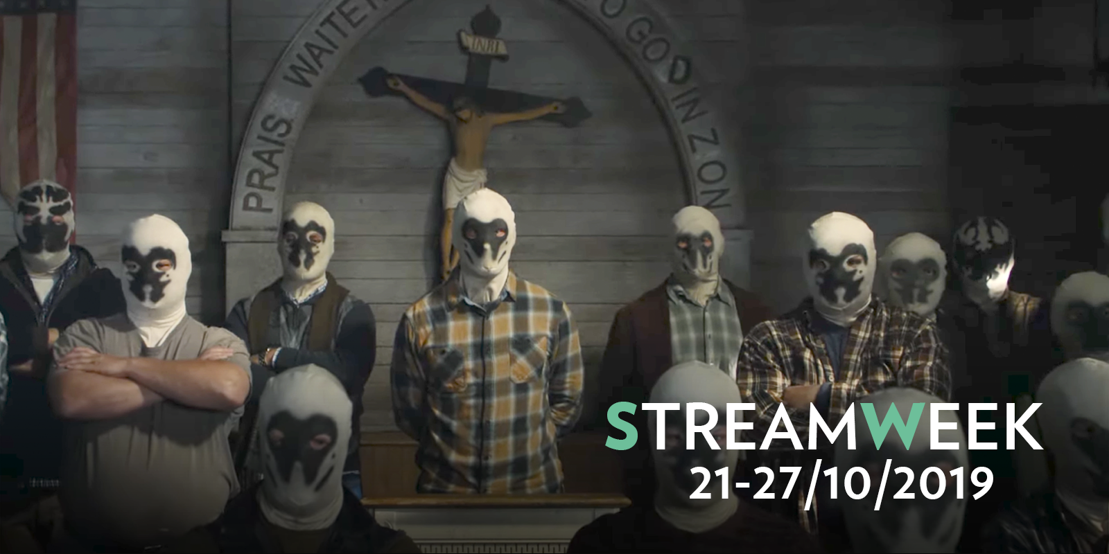 StreamWeek: who watches the Watchmen?