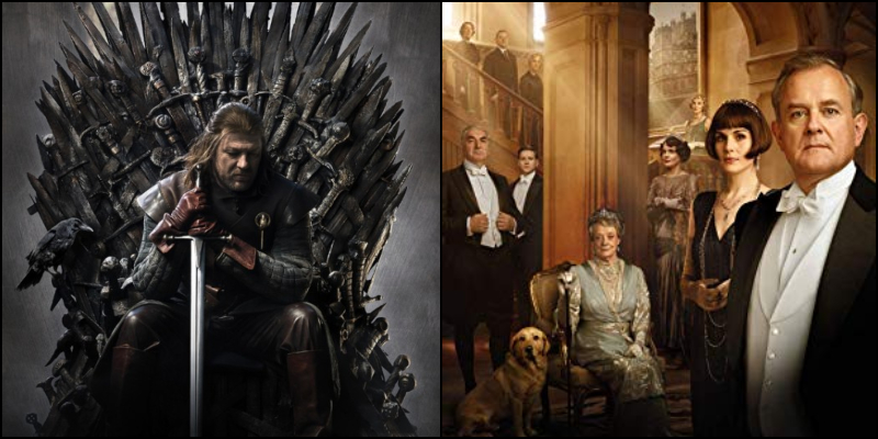 Crossover Apocrifi: Downton Abbey VS Game of Thrones