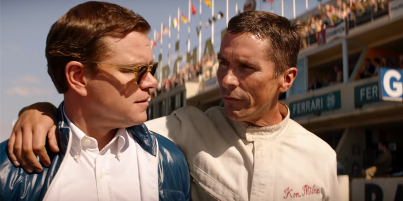 Box Office Italia: Le Mans '66 supera Le ragazze di Wall Street