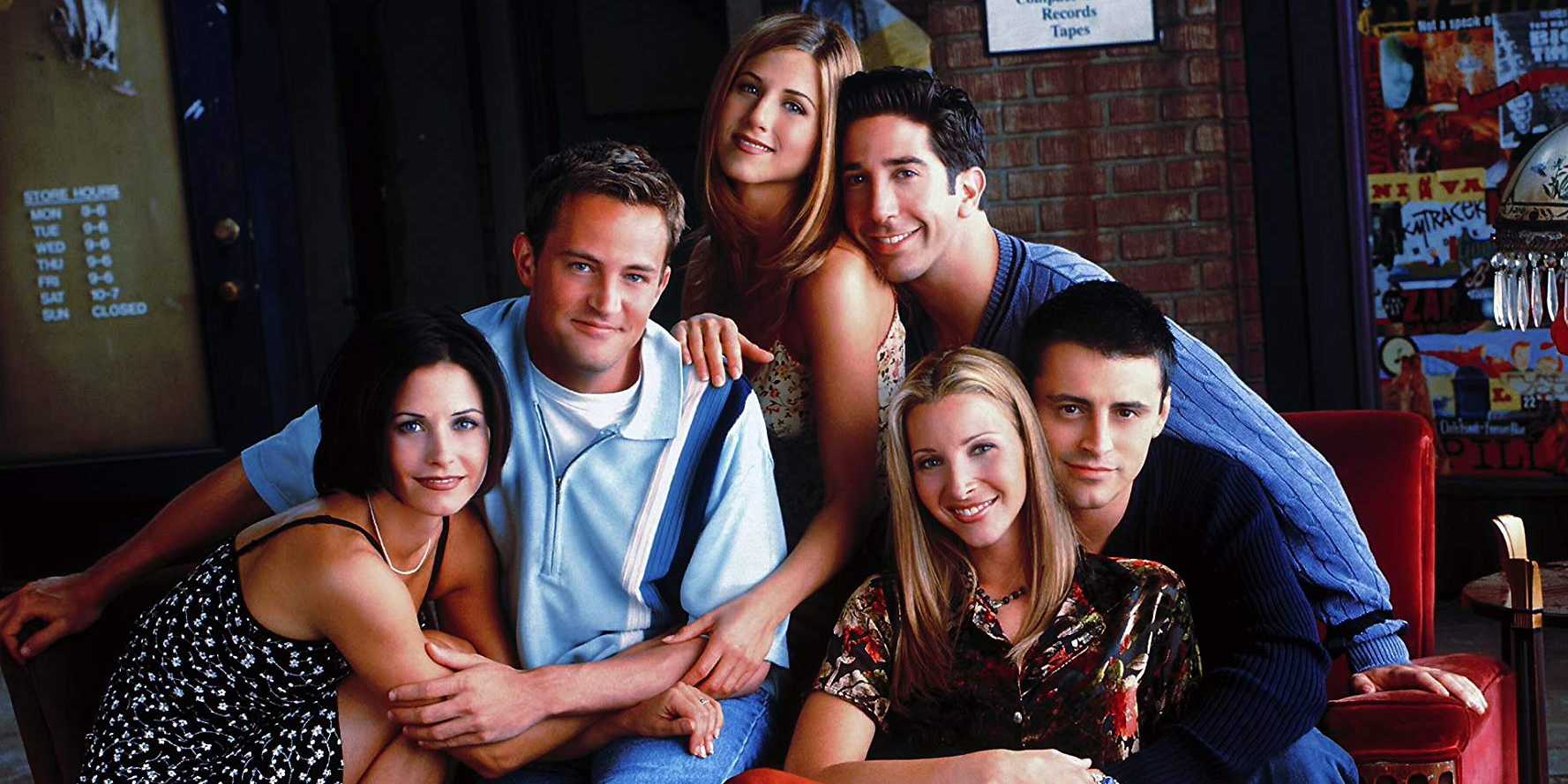 "Jennifer Aniston: il cast di Friends sta ""lavorando a qualcosa"""
