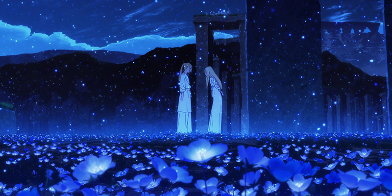 Maquia arriva in Italia in home video e Digital Download