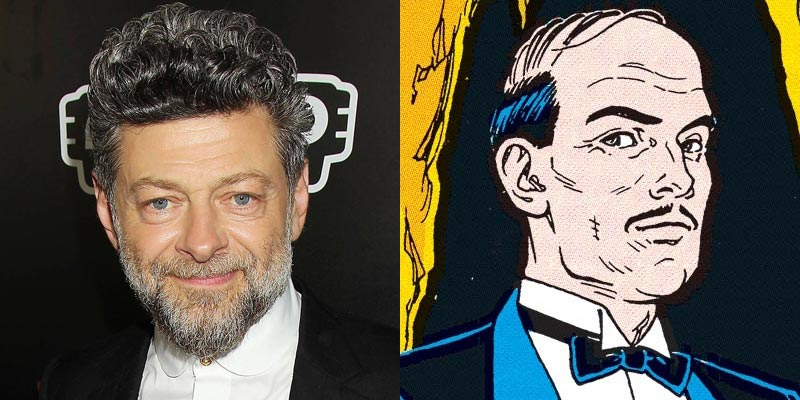 The Batman – Matt Reeves conferma Andy Serkis nel ruolo di Alfred