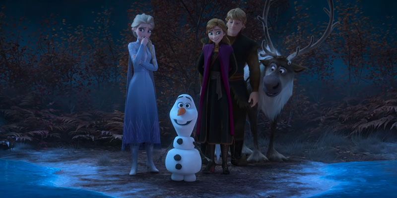 Final trailer italiano di Frozen 2 – Il Segreto di Arendelle