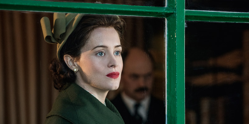 Claire Foy protagonista dell'horror Dust