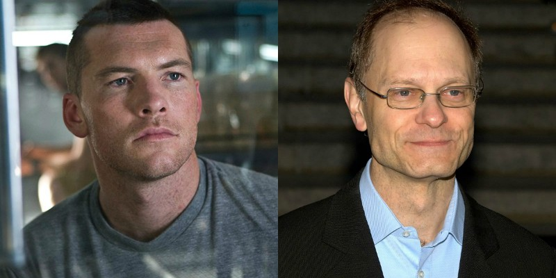 Sam Worthington con Russell Crowe nell'horror The Georgetown Project