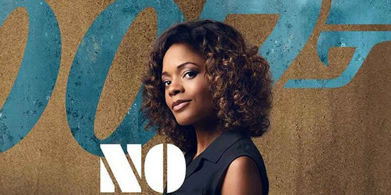 No Time to Die – Un poster anche per Naomie Harris/Moneypenny