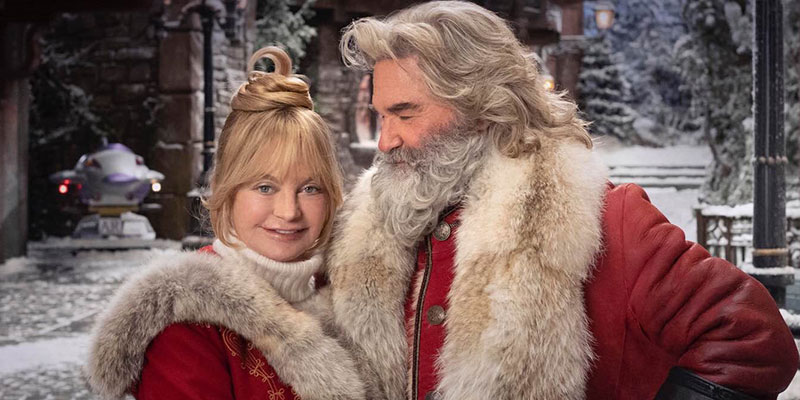 The Christmas Chronicles 2 nel 2020, prima immagine