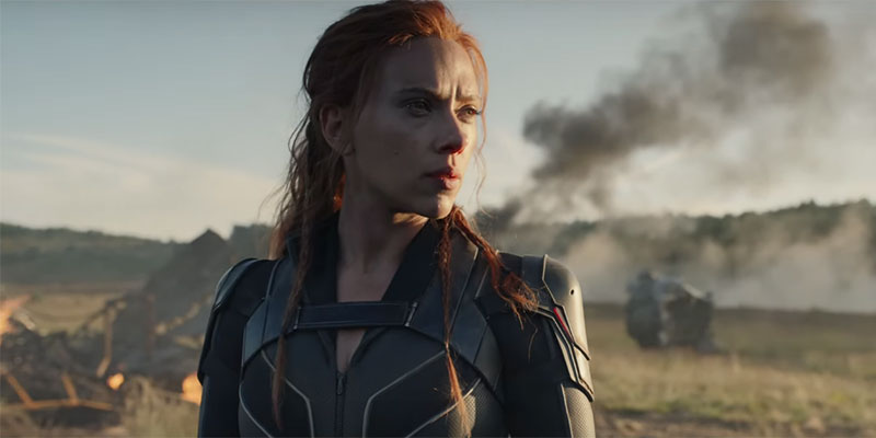 Teaser trailer di Black Widow