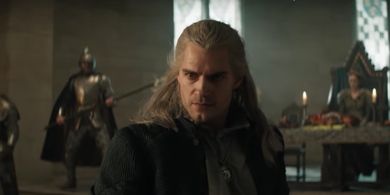 Witcher Cavill