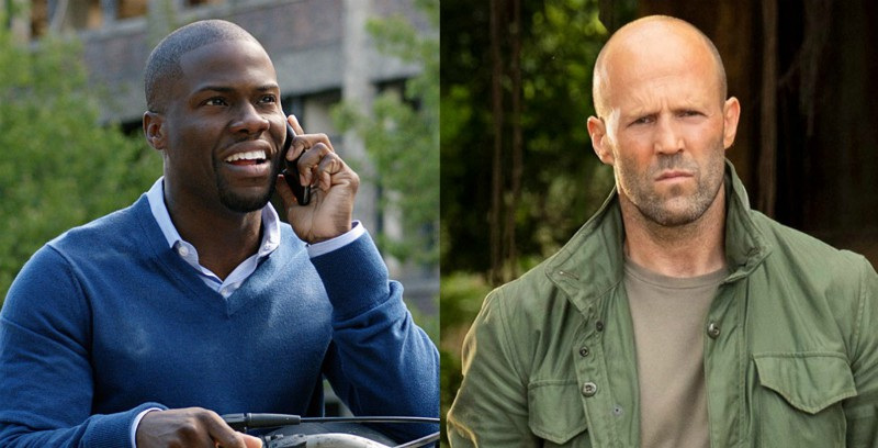 Jason Statham e Kevin Hart saranno in The Man From Toronto