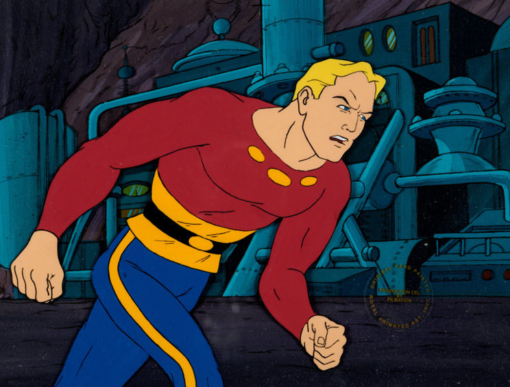 Flash Gordon Filmation