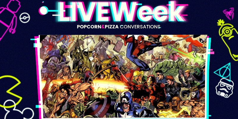 In arrivo una serie basata su Secret Invasion? (LiveWeek 2 Ep.18)
