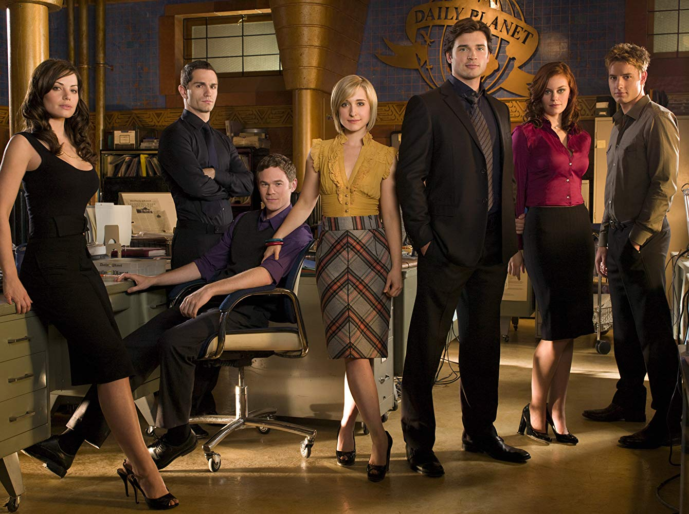 Smallville Daily Planet