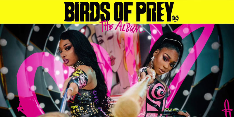 Birds of Prey – Il singolo 'Diamonds' di Megan Thee Stallion & Normani