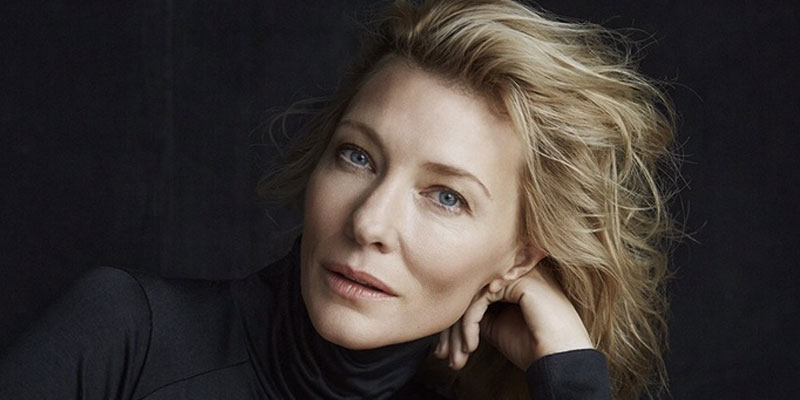 Cate Blanchett nel cast dei nuovi film di Adam McKay e James Gray