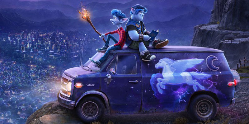 Se ti è piaciuto Onward, 10 titoli da recuperare in streaming su Disney+