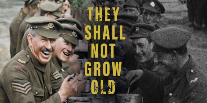 They Shall Not Grow Old: il documentario di Peter Jackson a marzo nelle sale italiane