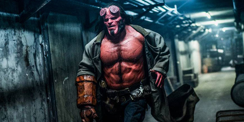 Hellboy flop? Per David Harbour la colpa è dei fan!