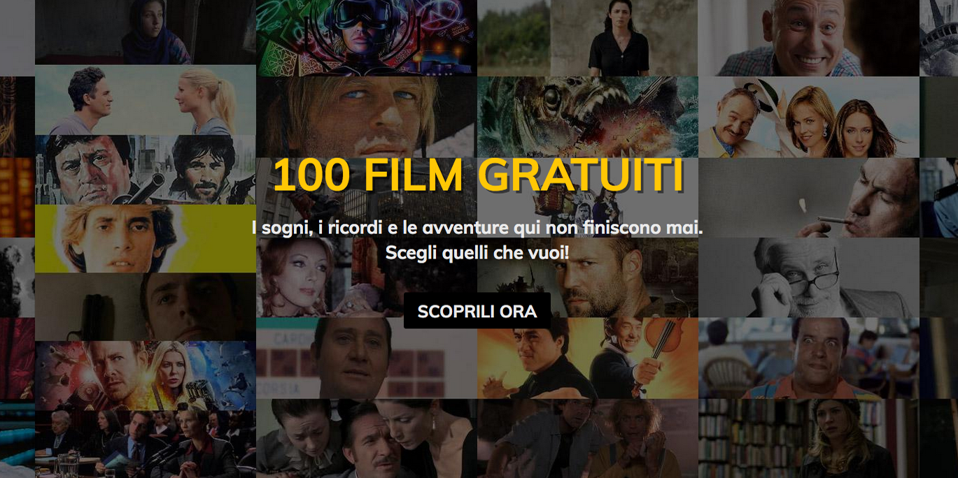 Su The Film Club 100 film gratis in streaming fino al 3 aprile