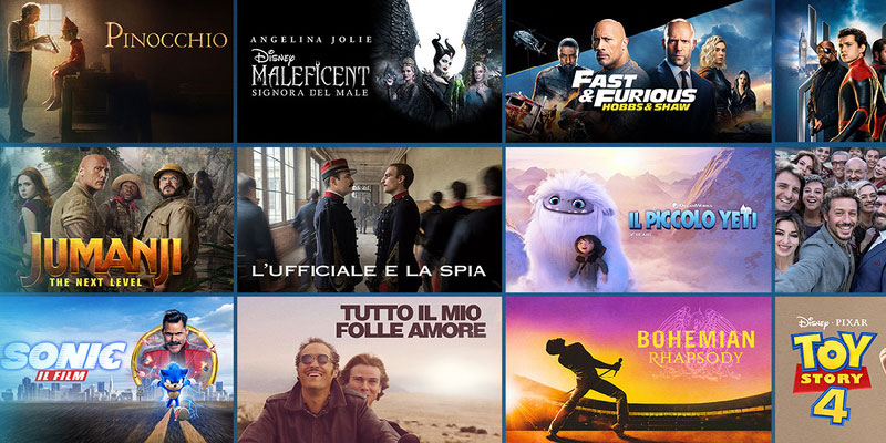Disponibile da oggi il Prime Video Store