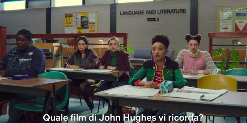 Sex Education – Un video svela i riferimenti alle teen comedy