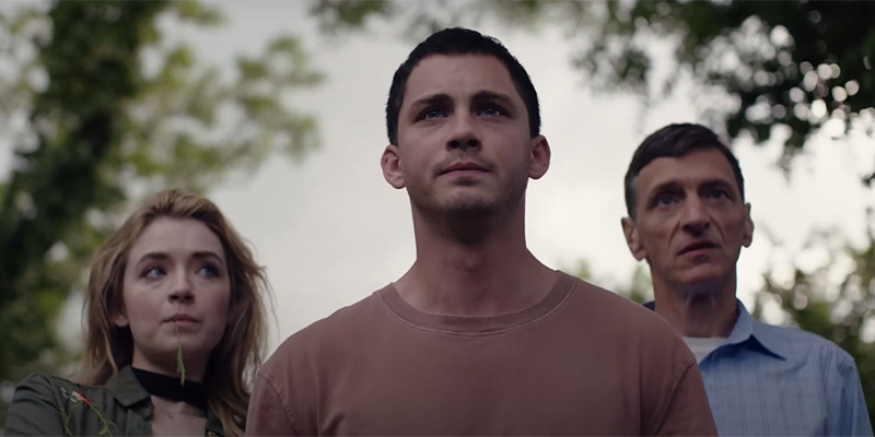 End of Sentence – Trailer del road trip con Logan Lerman e John Hawkes