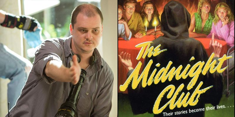 Mike Flanagan adatterà The Midnight Club per Netflix