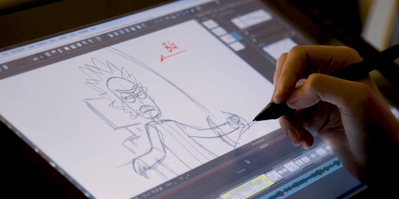 Rick and Morty – Una featurette dedicata alla regia