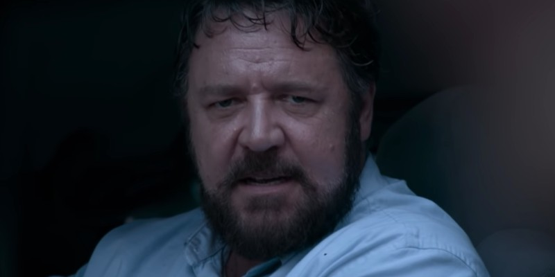 Russell Crowe è un maniaco assassino nel trailer di Unhinged