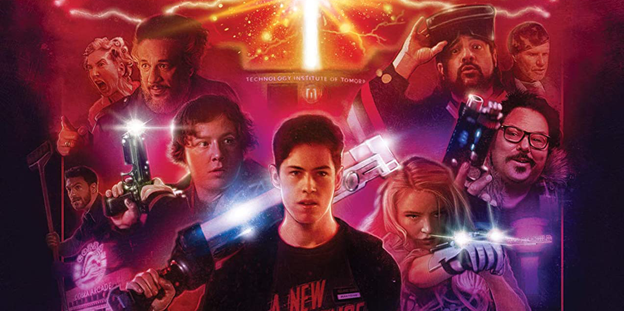 Il trailer di Max Reload and the Nether Blasters, tra Stranger Things e Kung Fury