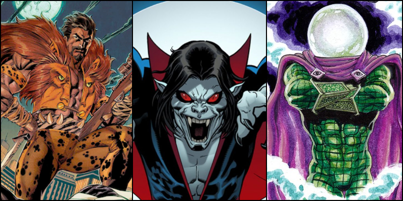 Sony's Universe of Marvel Characters – Tutti i film in arrivo
