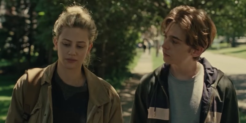Chemical Hearts – Il trailer del film Amazon con Lili Reinhart