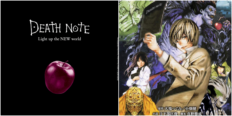 Death Note: Light Up the NEW World il romanzo in arrivo per Planet Manga