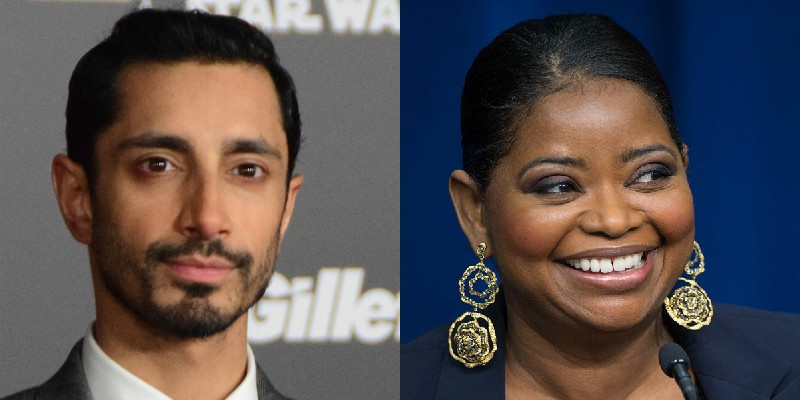 Invasion: Riz Ahmed e Octavia Spencer nel film sci-fi Amazon