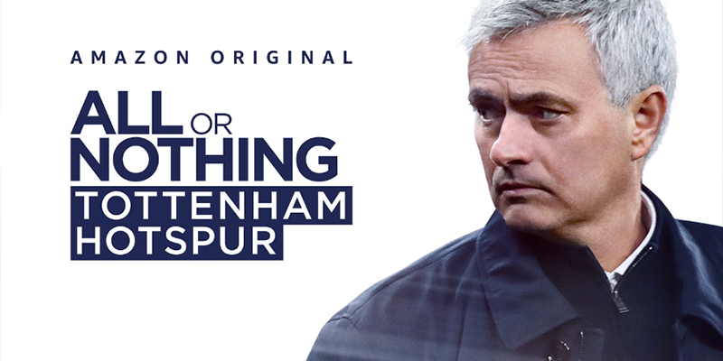 Tom Hardy voce narrante per All or Nothing: Tottenham Hotspur