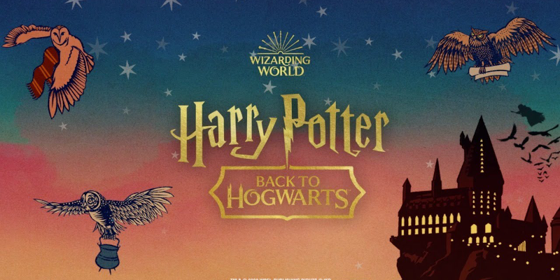 Harry Potter: segui in diretta il primo 'Back To Hogwarts' digitale