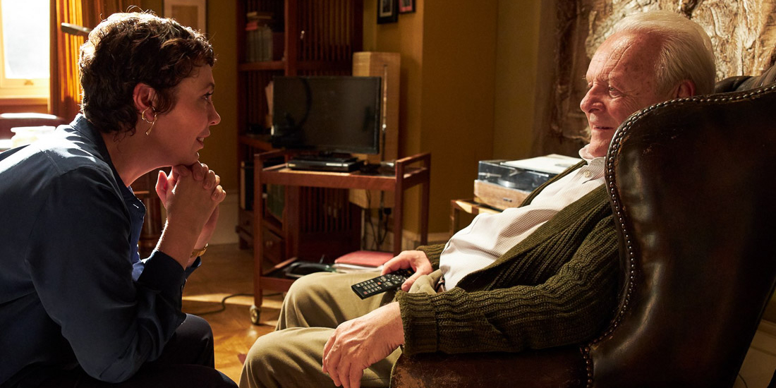 The Father: il trailer del dramma famigliare con Anthony Hopkins e Olivia Colman