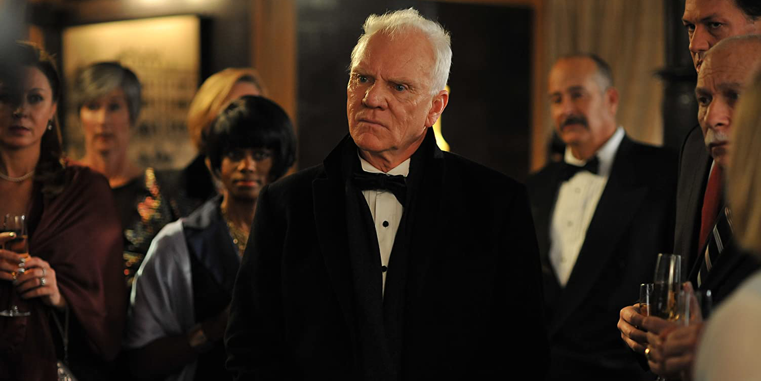 Malcolm McDowell protagonista dell'horror The Benefactor