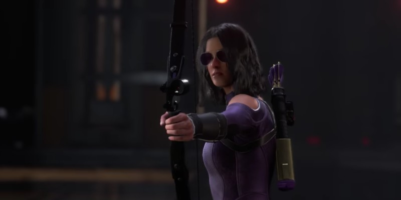 Marvel's Avengers – Un nuovo trailer rivela Kate Bishop