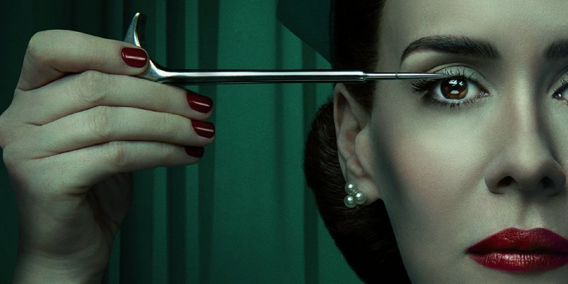Ratched – Nuovo poster per la serie Netflix con Sarah Paulson