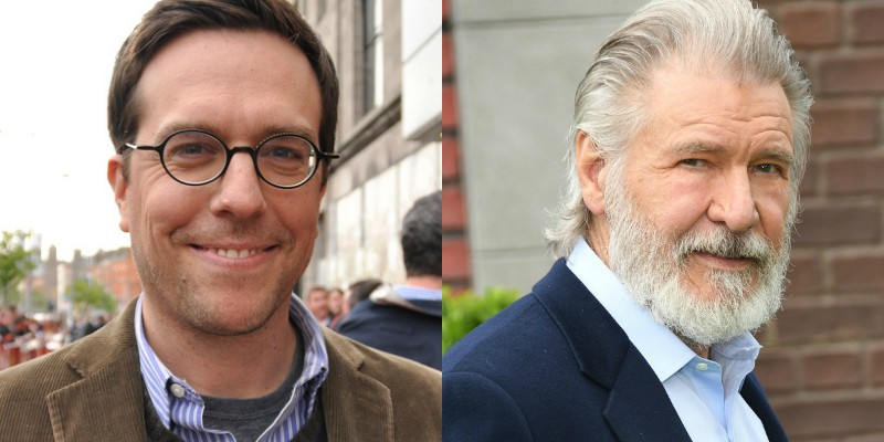 Ed Helms e Harrison Ford naufraghi insieme in The Miserable Adventures of Burt Squire