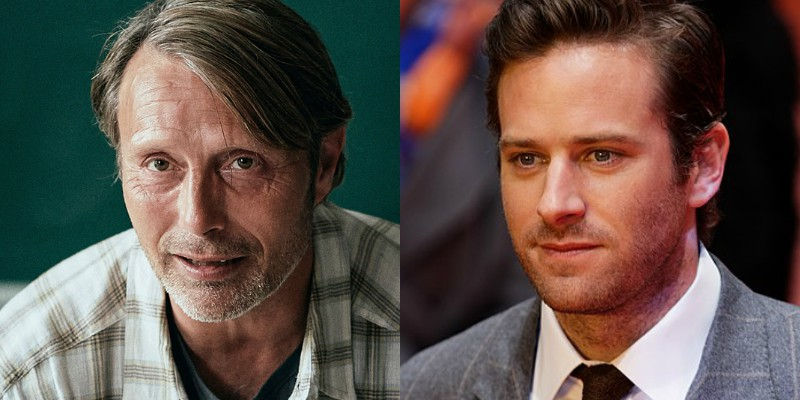 Mads Mikkelsen e Armie Hammer nella spy-story The Billion Dollar Spy