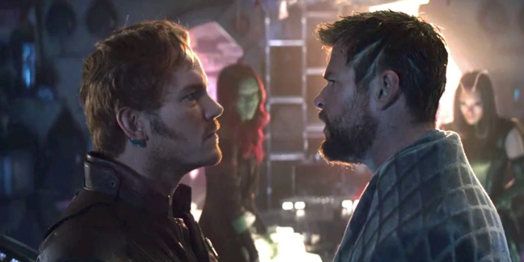 In Thor: Love And Thunder ci sarà anche Star Lord