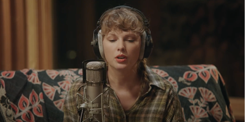 Taylor Swift – Folklore: the long pond studio sessions ora disponbile su Disney+
