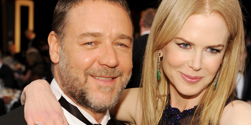 Russell Crowe e Nicole Kidman a capo dell'Australian Academy of Cinema and Television